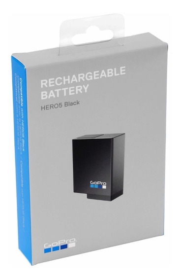 Bateria Gopro Hero 5,6,7 Black Original