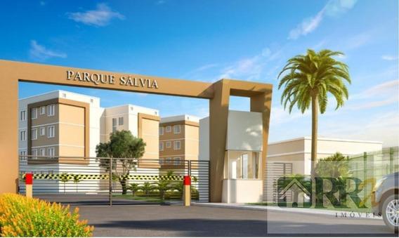 Apartamento/novo Para Venda Em Suzano, Parque Santa Rosa, 2 Dormitórios, 1 Banheiro, 1 Vaga - 195