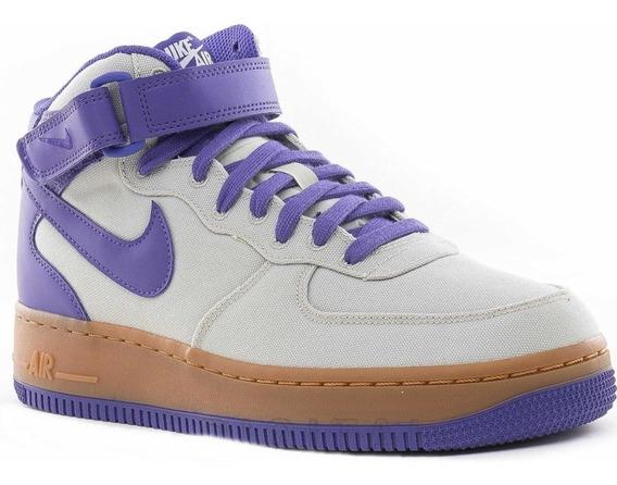 Zapatillas Nike Air Force 1 Mid 7 Originales