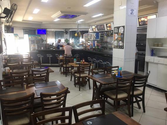 Vende Restaurante Bem Localizado No Brás/pari