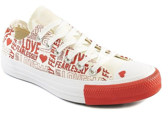 Tênis Converse Chuck Taylor All Star Love Fearlessly Ct1357