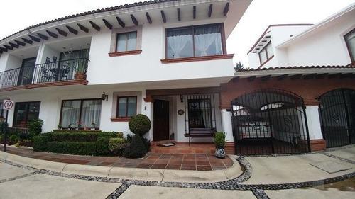 Casa En Venta O Renta En Rincón Colonial, Atizapan