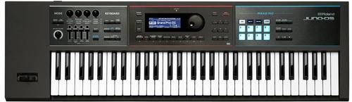 Imagen 1 de 5 de Teclado Sintetizador Roland Juno Ds61 61 Teclas