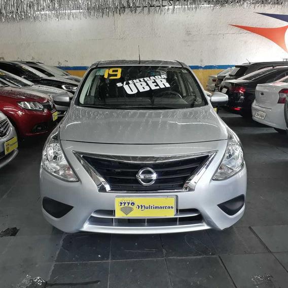 Nissan Versa 1.0 12v Conforto - 2019