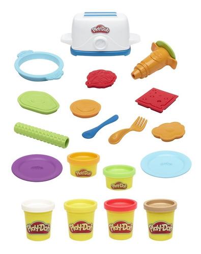 Play Doh - Set Tostadora Divertida