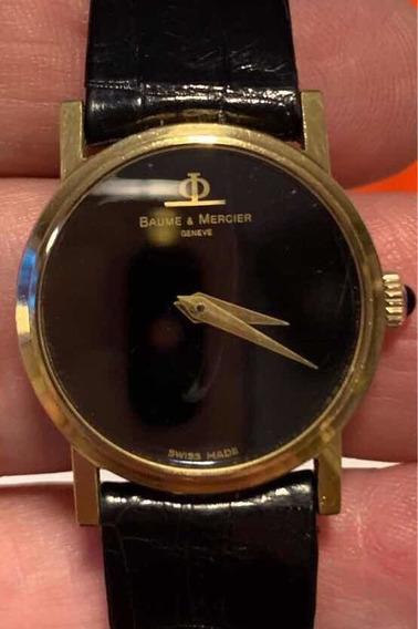 Relógio Baume & Mercier Ouro 18k