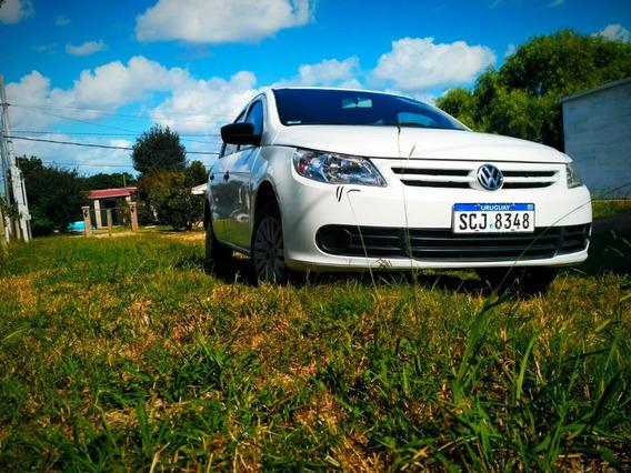 Volkswagen Gol G5 1.6 2012