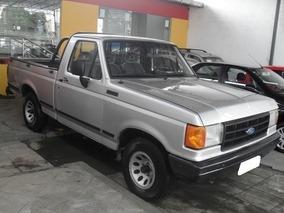 Ford F1000 3.6 Super Diesel 1994 Prata Whast 11 9.3348 3180