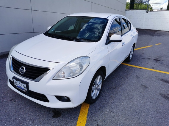 Nissan Versa 2013 1.6 Exclusive At