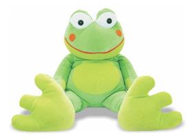 Pelúcia Sapão Legal - 40 Cm - Sapos - Soft Toys