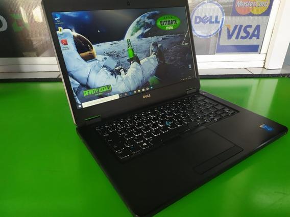 Ultrabook Dell Intel I5 5th Geração Vpro Mem 8gb Hd 500gb