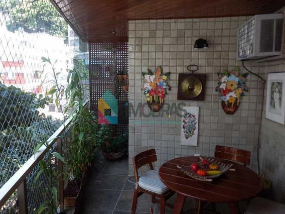 Apartamento No Leblon Com 4 Suítes E 3 Vagas De Carro!! - Boap40083
