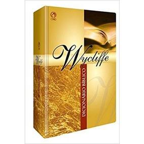 Dicionário Biblico Wycliffe