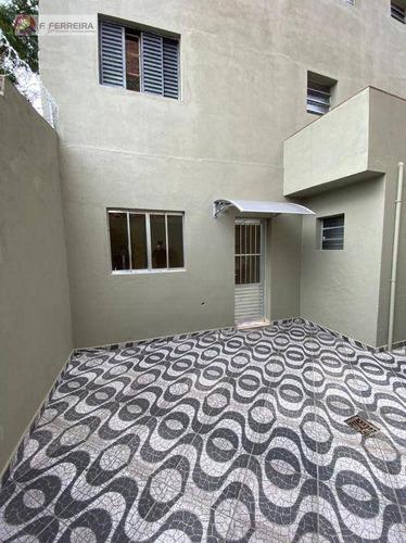 Imagem 1 de 18 de Duas Casas Para Alugar A De Partir R$750,00 - Jardim Dom José - São Paulo/sp - Ca0323