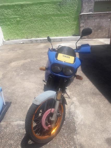 Yamaha Xt 600z- Azul