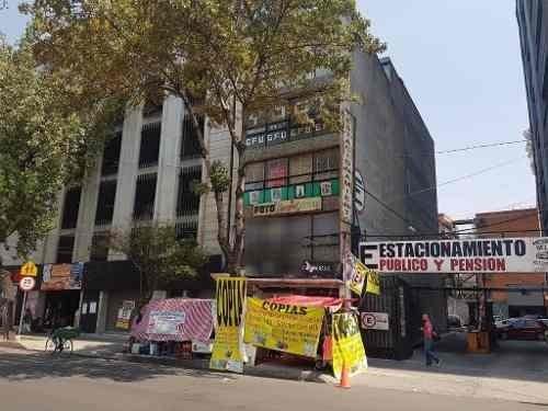 Oficina En Venta En El Centro A Un Lado Metro Salto Del Agua, Frente Al Registro Civil Arcos De Belé
