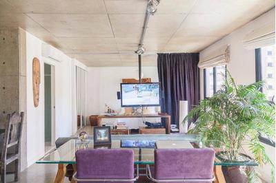 Apartamento Com 1 Dormitório À Venda, 70 M² Por R$ 460.000,00 - Morumbi - São Paulo/sp - Ap0712