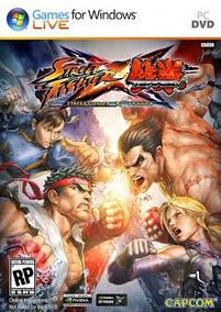 Street Fighter X Tekken Pc Envio Em 5 Minutos Original!!