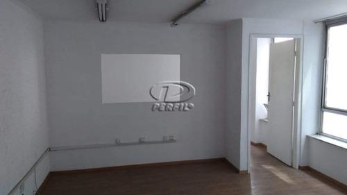 Imagem 1 de 9 de Conjunto Comercial - Região Paulista - 53,00m² - Pc1178