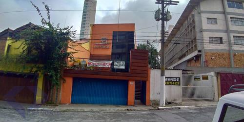 Imagem 1 de 15 de Sobrado Comercial  Vila Maria 314 Metros 6 Salas 06 Vagas  2.800.000,00 - 11628