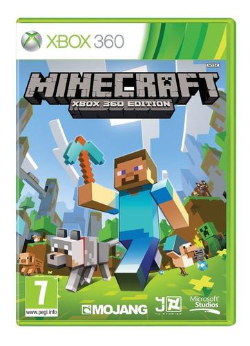 Minecraft Original Digital Xbox 360