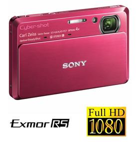 Sony Cyber Shot Dsc-tx7 Vermelha 10.2mp Zoom4x Nova Na Caixa