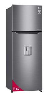 Heladera Lg Inverter Gm-f372slcn Omega 2 312 Lts Dispenser