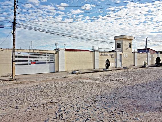 Casa Em Condomínio Na Lagoa Redonda, 3 Quartos, Garagem