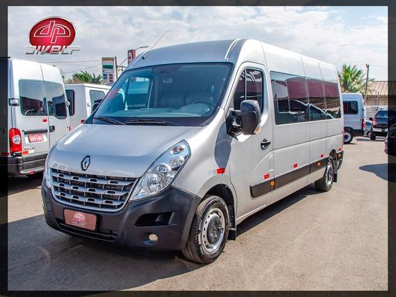 Master 2.3 Minibus L3h2 16l Marticar 2017