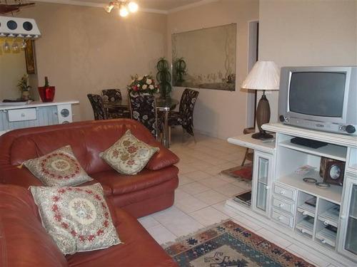 Imagem 1 de 30 de Apartamento, 2 Dorms Com 82 M² - Ocian - Praia Grande - Ref.: Pr988 - Pr988