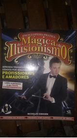 Enciclopédia Prática Da Mágica E Do Ilusionsimo Vl.1