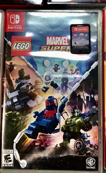 Lego Marvel 2 - Switch - Mídia Física