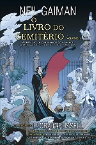 O Livro Do Cemitério - Volume 1 - Adaptação De P. Craig R