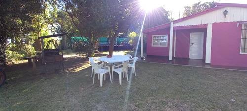 Imagen 1 de 10 de Alquilo Casa Con Pileta Frente A La Laguna De Lobos