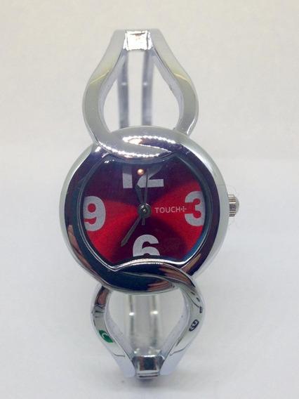 Relógio De Pulso Touch Red T07338 Feminino Webclock