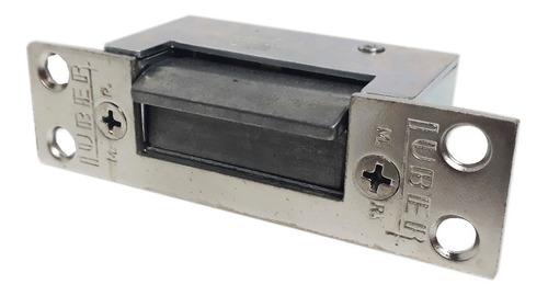 Cerradura Electrica Luber 1500 Doble Bobina Destrabapestillo
