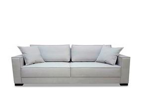 Sofa 3 Lugares 2.20m - Modelo Small - (tecido Linho)