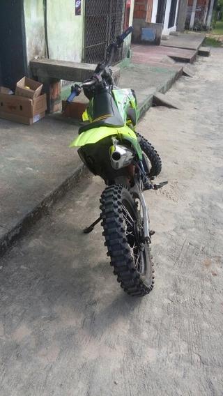 Honda Xr 200 Toda Crf