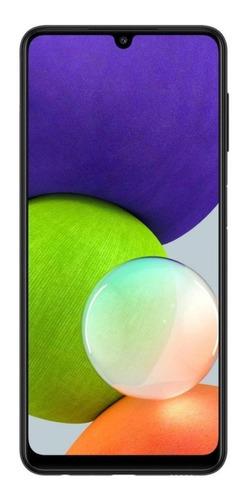 Imagen 1 de 9 de Samsung Galaxy A22 128 GB black 4 GB RAM