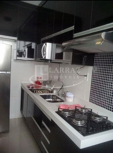 Excelente Apartamento Para Venda No Parque Sao Sebastiao, Cond Royal Garden, Ótimo Acabamento, Armarios, 2 Dormitorios, 47 M2, Portaria 24h, Lazer - Ap01687 - 34619469