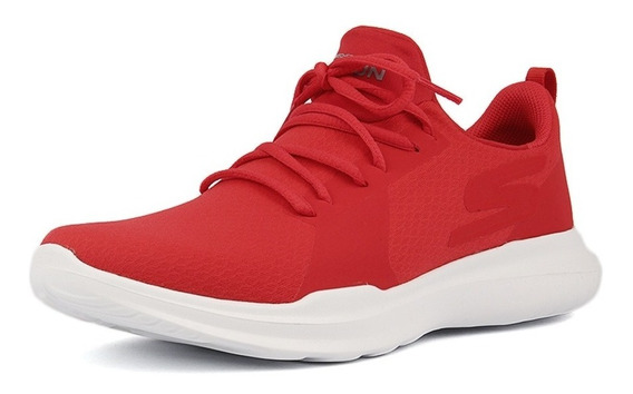 Zapatillas Skechers Go-run Rojo
