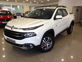 Fiat Toro 0km Anticipo $120.000 O Tu Usado Sea Ford,chevrole