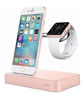 Base De Carga Para Valet Belkin Para El Reloj De Apple Base