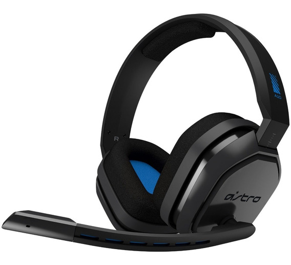 Astro A10 Headset For Ps44 Grey-blue