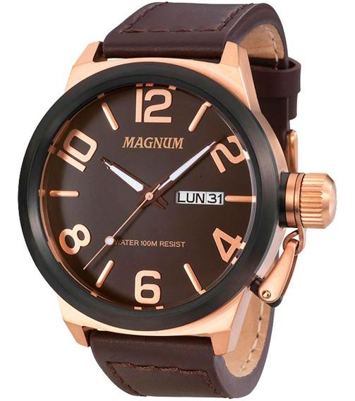 Relógio Magnum Masculino Ma33399z