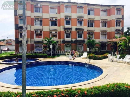 Imagem 1 de 16 de Apartamento Com 2 Dormitórios À Venda, 80 M² Por R$ 180.000,00 - Flores - Manaus/am - Ap0712