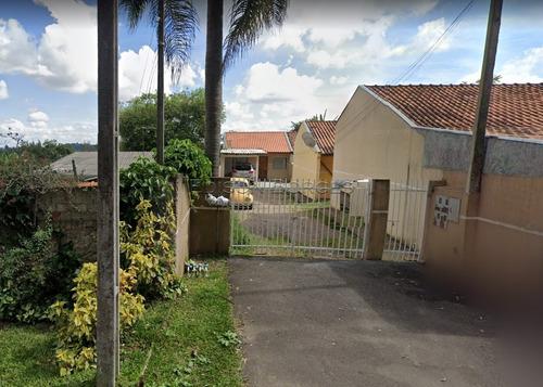 Casa Em Condomínio Com 2 Dormitórios À Venda Com 65m² Por R$ 180.000,00 No Bairro Jardim Esmeralda - Piraquara / Pr - Eb+13011