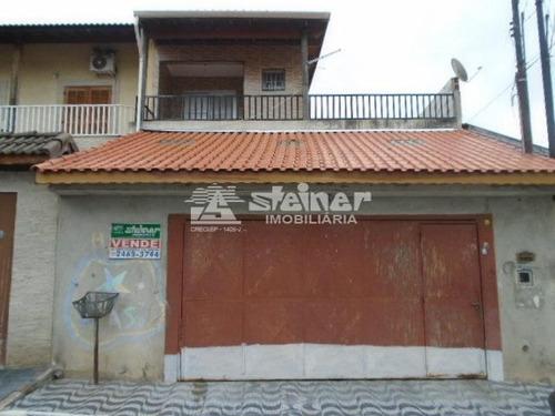 Venda Sobrado 3 Dormitórios Jardim São Ricardo  Guarulhos R$ 900.000,00 - 33102v