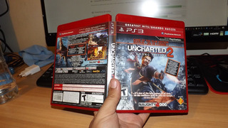 Uncharted 2 Among Thieves Goty Ps3 Usado, Impecable