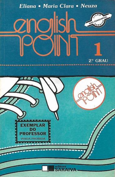English Point 1 - 2° Grau (exemplar Do Professor)